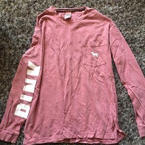 PINK Victoria Secret long sleeve shirt.